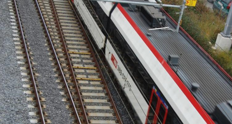 Encore des perturbations sur la ligne Neuchâtel -La Chaux-de-Fonds
