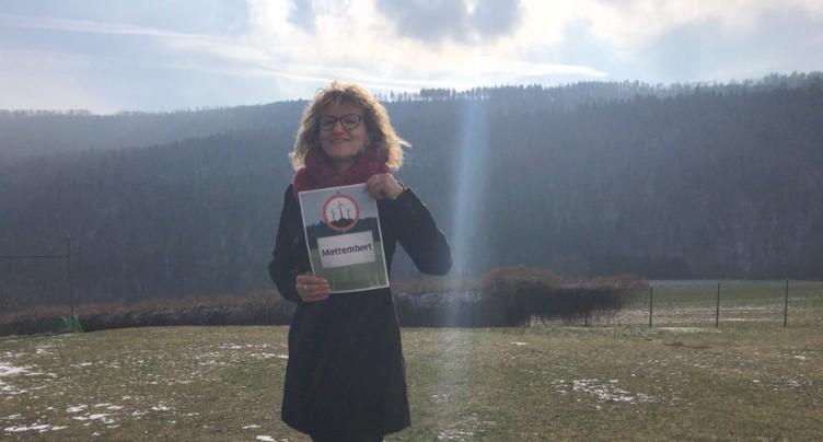 Les citoyens de Mettembert se mobilisent contre le projet éolien de la Haute-Borne