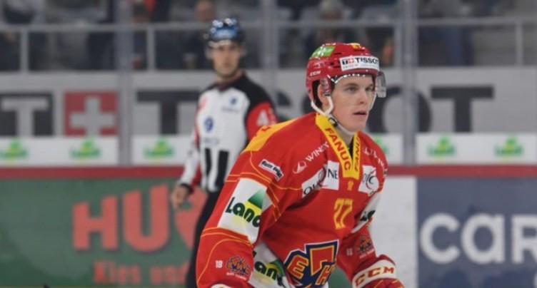 Dominik Egli retrouve Kloten
