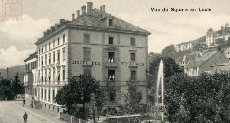 Admirer Le Locle du début du XXe siècle