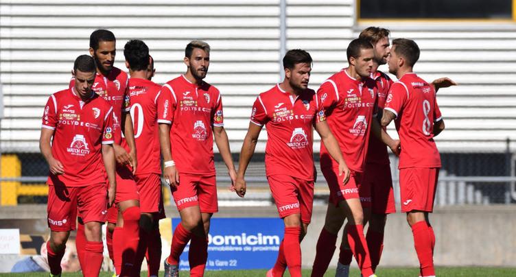 Deuxième défaite de suite pour le FC Bienne