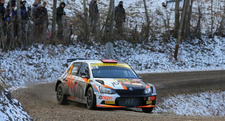 Olivier Burri termine dans le top 15