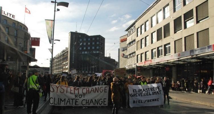 Bienne : neutralité climatique en ligne de mire