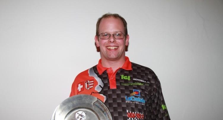 Grégory Chopard verra les finales suisses