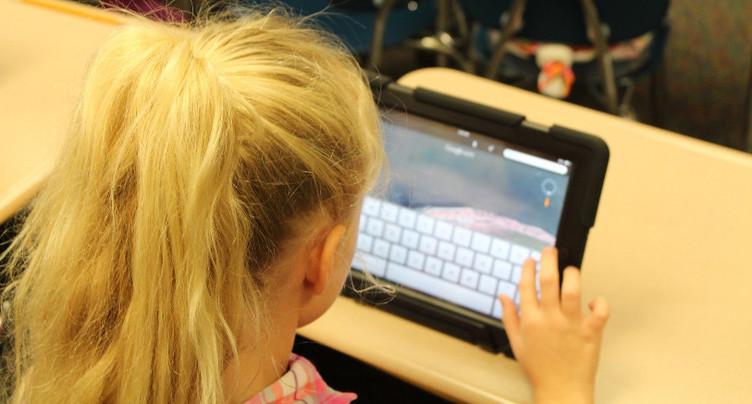 L'éducation numérique bientôt au programme scolaire jurassien