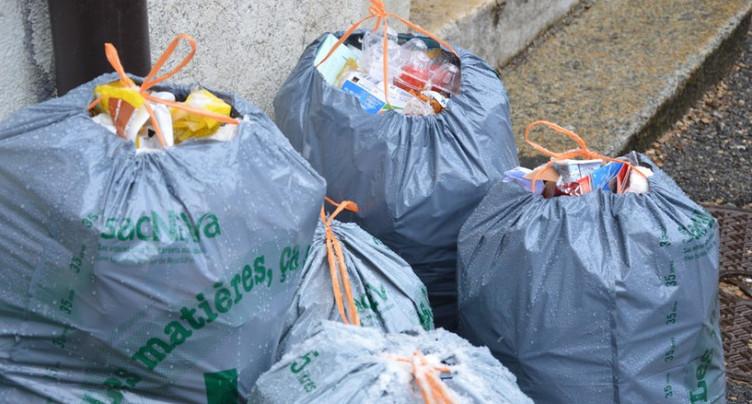 Nouveau plan cantonal de gestion des déchets