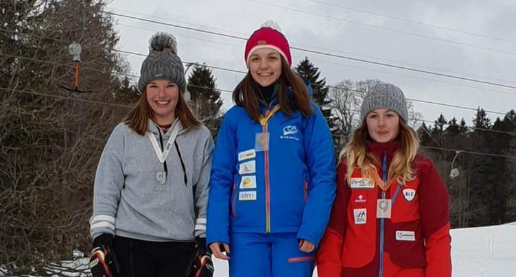 Cinq titres pour le ski régional