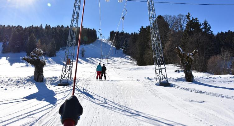 Du goudron et des plumes – camps de ski