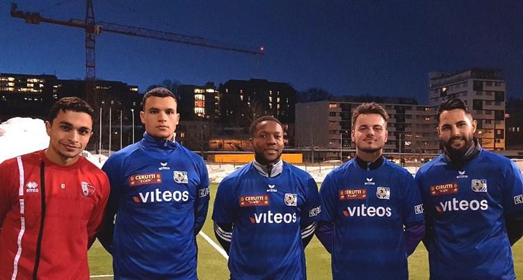 Nouveau contingent sous toit pour le FCC grâce au FC Sion