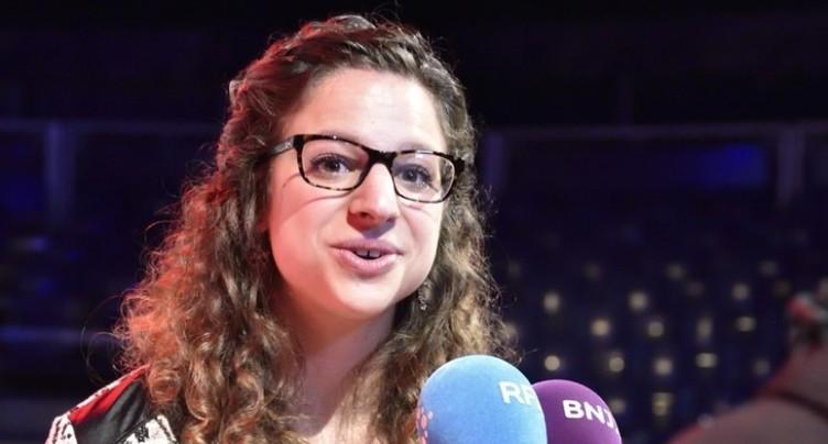 Fanette Humair est vice-championne de Suisse