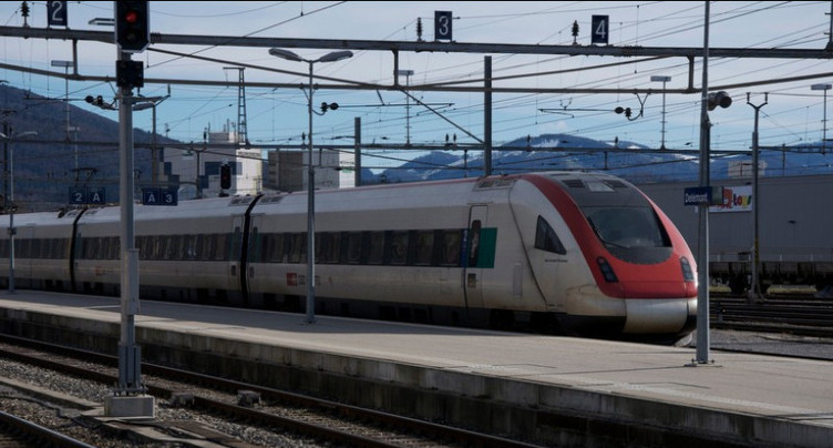Ligne Bâle – Genève : le comité « Liaison directe » satisfait