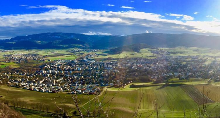 Explosion de logements dans le Jura