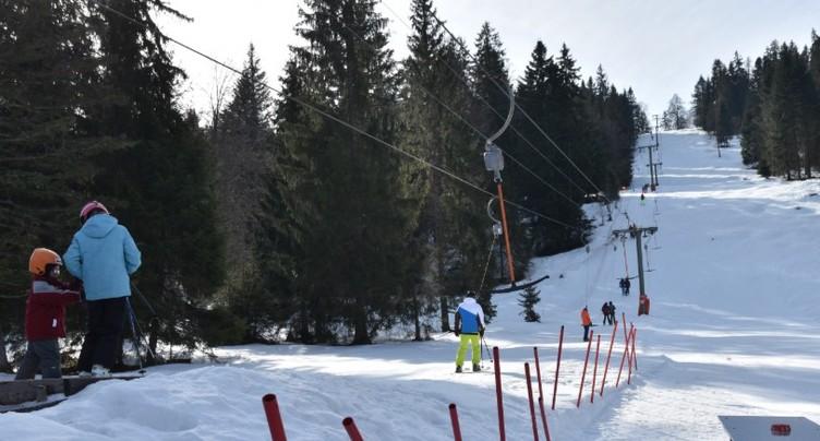 Une semaine blanche qui s'annonce radieuse, malgré un léger manque de skieurs