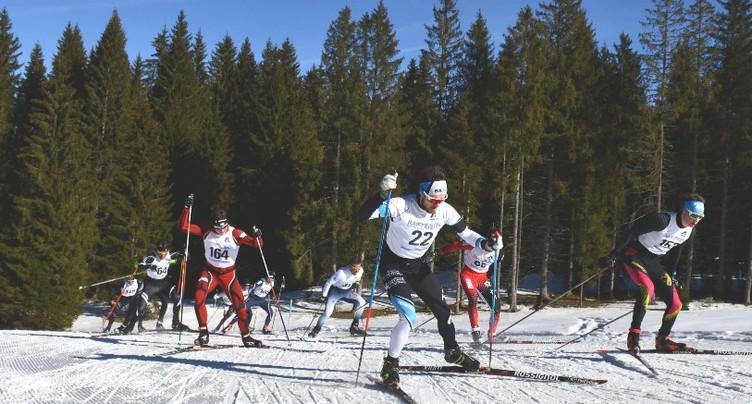 Succès populaire pour le Viteos Ski Tour