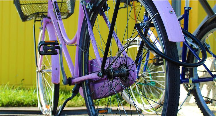 L'éclairage des vélos en ordre