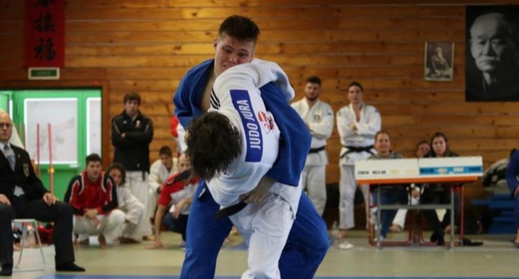 Début de saison réussi pour Judo Jura