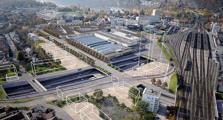 Bienne : Projet de contournement par l'A5 classé