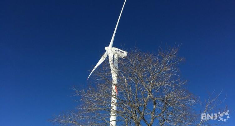 Parc éolien de Jeanbrenin: une opposition
