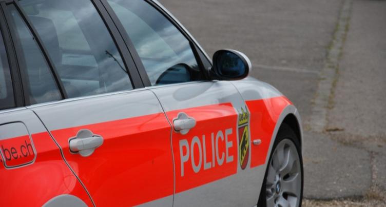 Plus de policiers dans le canton de Berne d'ici 2025