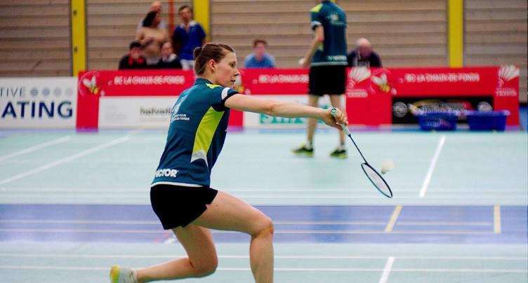 Sabrina Jaquet en demi-finale