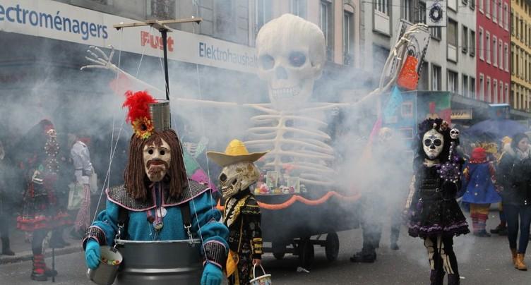 Le carnaval de Bienne annulé
