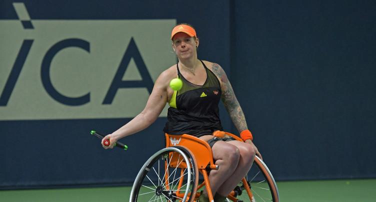Record d'inscription pour le Bienne Indoors de tennis en fauteuil roulant