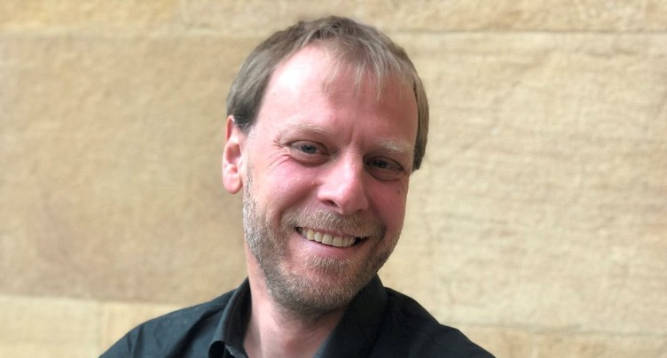Fabien Fivaz à la vice-présidence du groupe parlementaire Verts