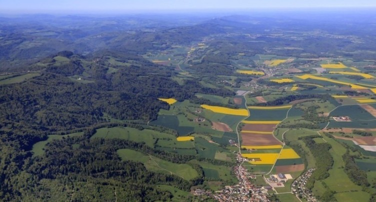 Affectation de près de 30 hectares en zone réservée