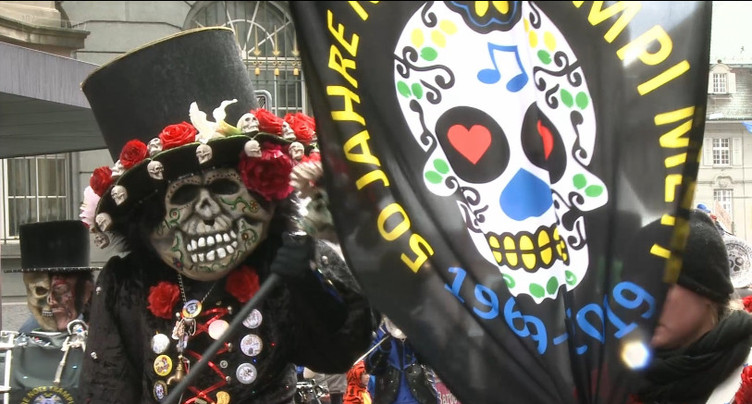 Grosse déception pour la guilde du carnaval de Bienne