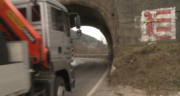 Les transporteurs taignons disent « oui » à l'agrandissement du tunnel