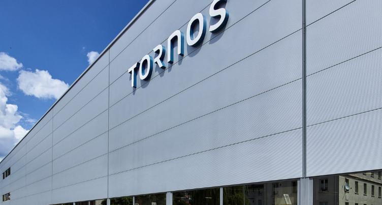 Des résultats en baisse pour Tornos