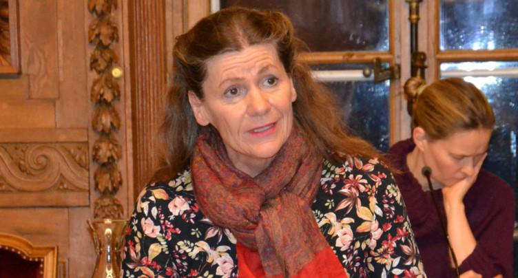 Christine Gaillard en eaux troubles