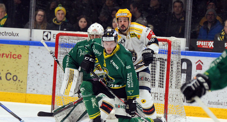 HC Thurgovie-HC La Chaux-de-Fonds