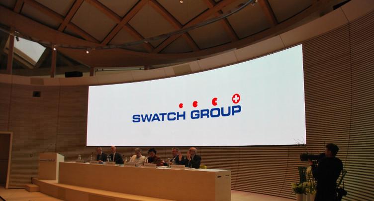 Swatch Group et Calvin Klein : le divorce