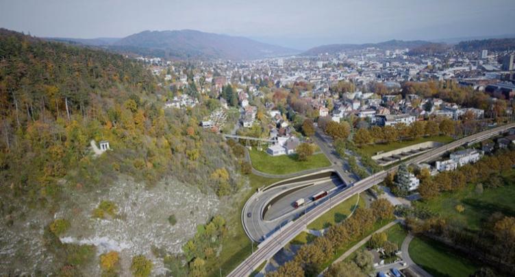 Contournement de Bienne : la Confédération suspend le projet jusqu'en juin 2020