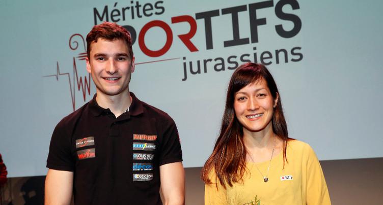 Des lauriers pour Katherine Choong et Lucien Leiser