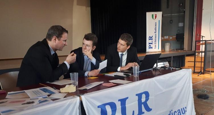 Le PLR neuchâtelois a son ticket pour Berne