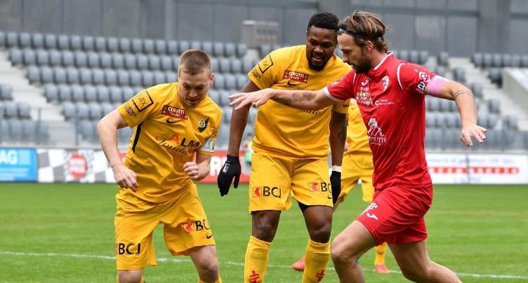 Le FC Bienne se replace grâce au derby