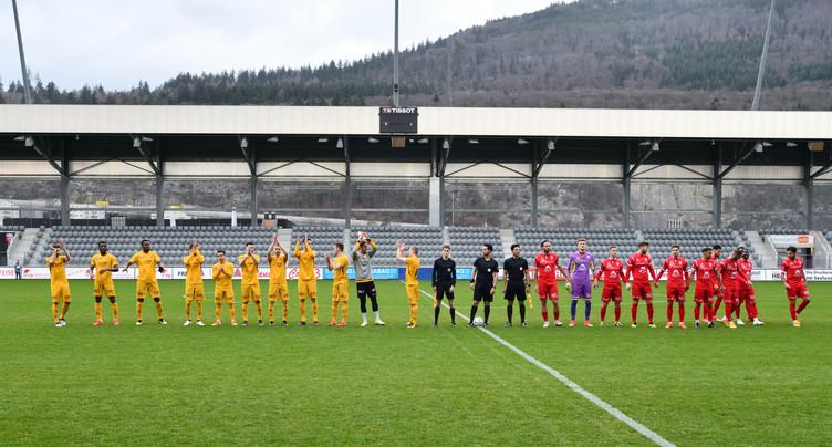 FC Bienne - SR Delémont