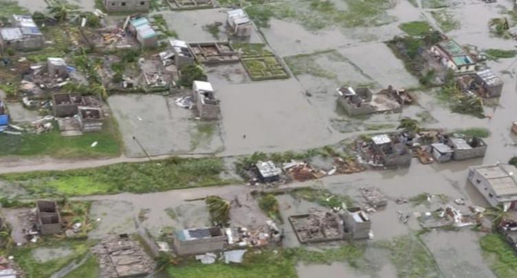 Le Mozambique ravagé par un cyclone