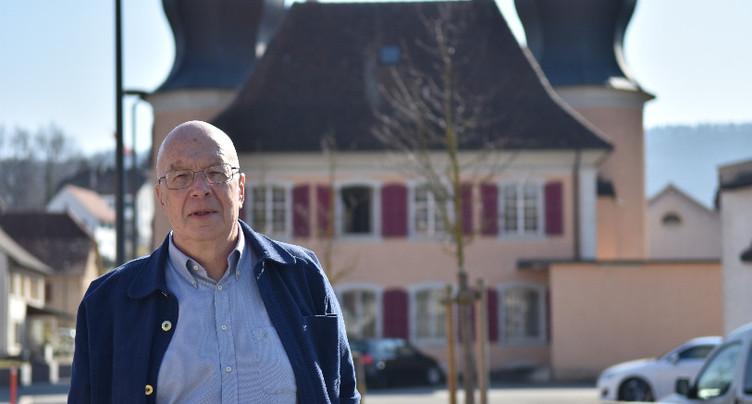 Yves Petignat élu maire de Fontenais