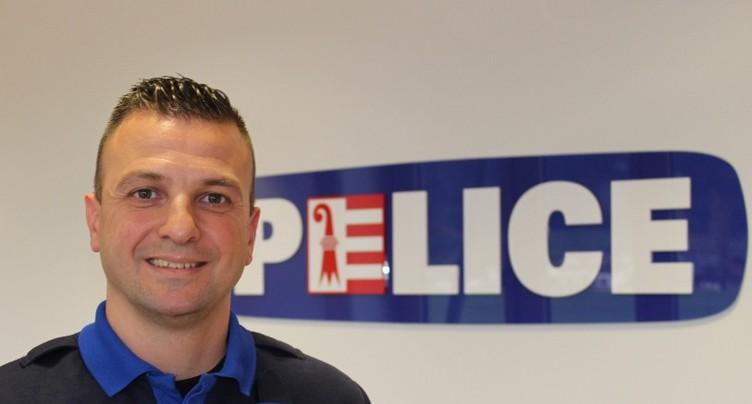 Nouveau chef pour la gendarmerie de la Police cantonale