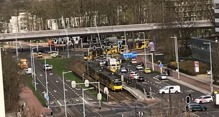 Fusillade meurtrière à Utrecht