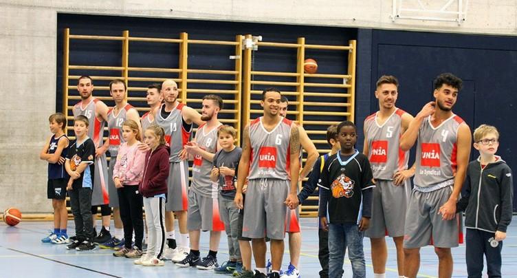 Val-de-Ruz Basket et la relève d'Union à l'assaut du titre