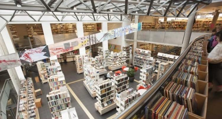 La Bibliothèque de Bienne « relabellisée »