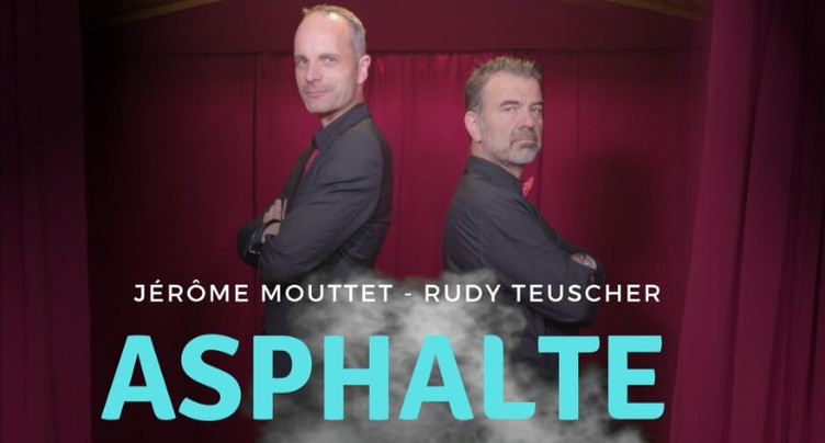 L'ambitieux « road trip » de Jérôme Mouttet et Rudy Teuscher