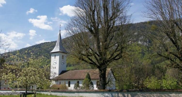 Administration extraordinaire de la paroisse réformée de Grandval