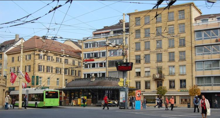 Neuchâtel Centre sur les réseaux sociaux