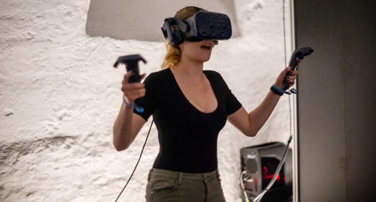 La réalité virtuelle débarque dans le canton