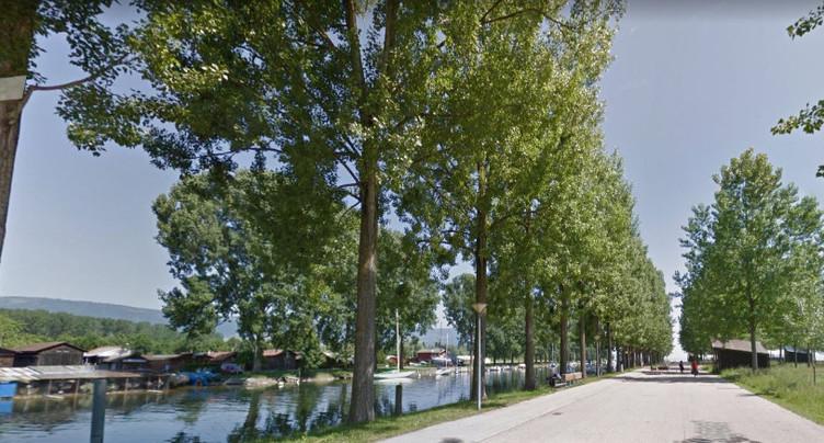 Yverdon-les-Bains rend hommage aux victimes de violence